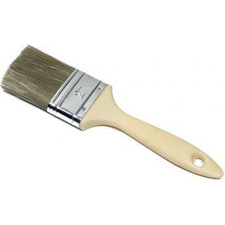 Acryl-und Lasurpinsel Metallzwinge Größe:2,0 Zoll