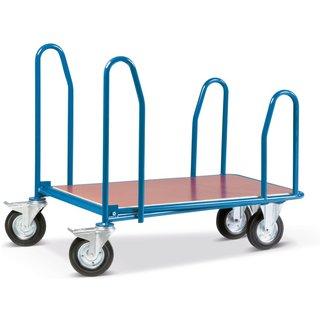 Cash-'n'-Carry-Wagen mit Seitenbügeln zum Ineinanderschieben Den äußerst robusten Industrie-Rollwage