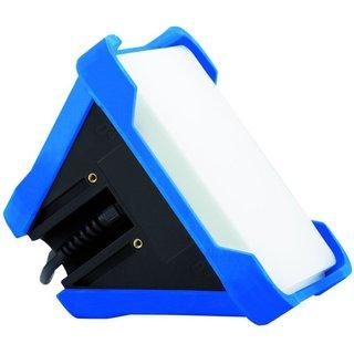Sorgt für ein gleichmäßiges, flächiges, schattenarmes und farbechtes Licht Der LED-Strahler Cube ist