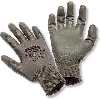 Solider Klassiker für Feinarbeiten: Mechanischer Spezial-Schutzhandschuh MAPA® Ultrane 551 Sie arbei