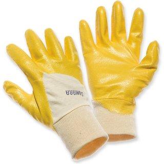 Ermüdungsfrei arbeiten mit den Schutzhandschuhen KCL Sahara® 100 Der Schutzhandschuhe KCL Sahara® 10
