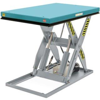 Scheren-Hubtisch Ameise® mit elektrisch bedienbarer Hubfunktion für besonders ergonomisches Arbeiten