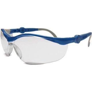 Verstellbare Brille für einen komfortablen Schutz der Augen Die Schutz-Bügelbrille Cycle überzeugt d