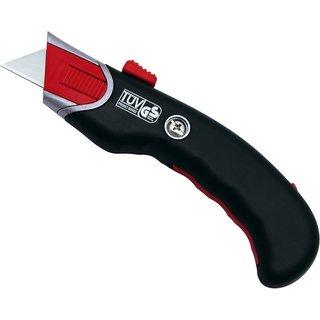 Robustes und sicheres Cuttermesser Das Sicherheitsmesser WEDO® PROFI lässt sich sowohl im Handel, Ha