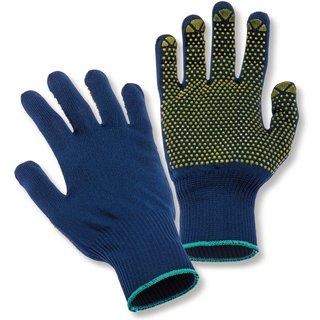 Griffsicher und tastempfindlich: Strickhandschuhe KCL PolyTRIX® BN Auch bei leichten Verpackungstäti