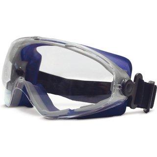 Leichte und anpassbare Arbeitsschutzbrille Die Vollsichtbrille Full Vision ist ein sportliches Model