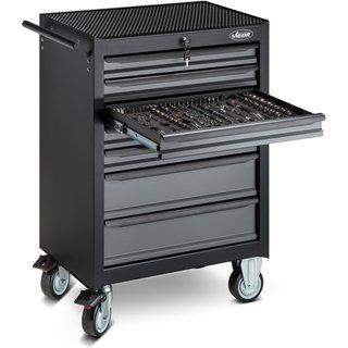 Das Allroundtalent zum Verstauen von Werkzeug und Material Mit dem Werkzeugwagen VIGOR® 500N erhalte