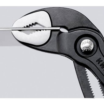 Knipex Cobra 87 03 180 Wasserpumpenzange 36mm 180mm