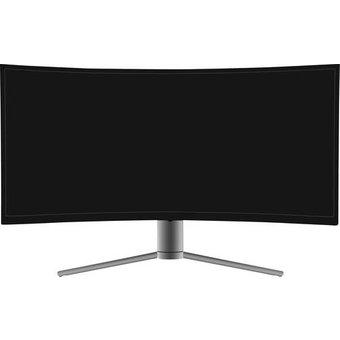 Denver MLC-3403 Gaming Monitor 86.4cm 34 Zoll EEK C A D 3440 x 1440 Pixel WQHD 6 ms HDMI ,