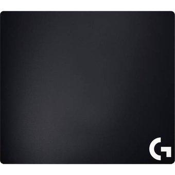 Logitech Gaming G640 Mauspad Schwarz B x H x T 460 x 3 x 400mm