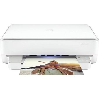HP Envy 6022 Tintenstrahl-Multifunktionsdrucker A4 Drucker, Scanner, Kopierer Bluetooth , USB, WLAN