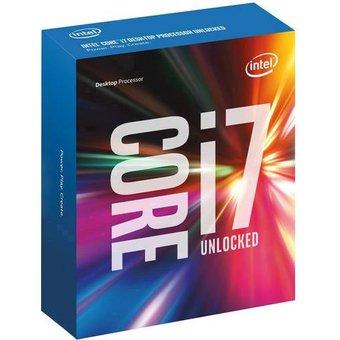 Intel Core i7 i7-6700K 4 x 4.0GHz Quad Core Prozessor CPU Boxed Sockel Intel 1151 91W