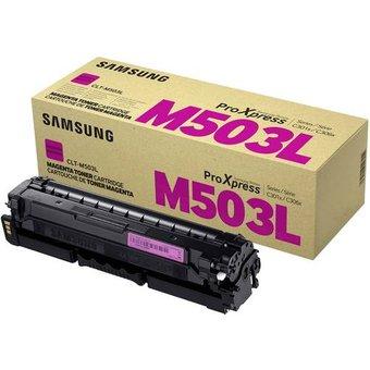 Samsung CLT-M503L SU281A Tonerkassette Magenta 5000 Seiten Original Toner