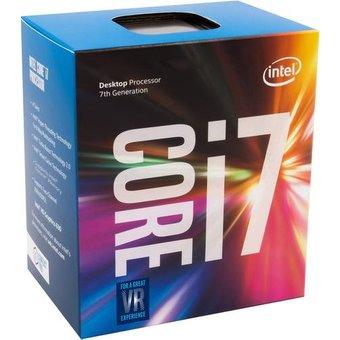 Intel Core i7 i7-7700 4 x 3.6GHz Quad Core Prozessor CPU Boxed Sockel Intel 1151 65W