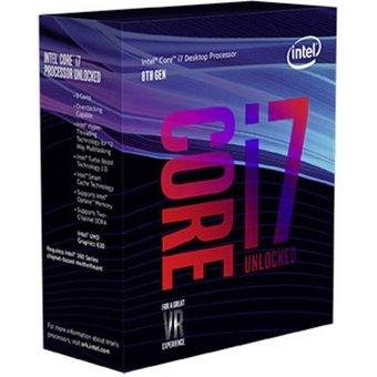 Intel Core i7 i7-8700K 6 x 3.7GHz Hexa Core Prozessor CPU WOF Sockel Intel 1151v2 95W