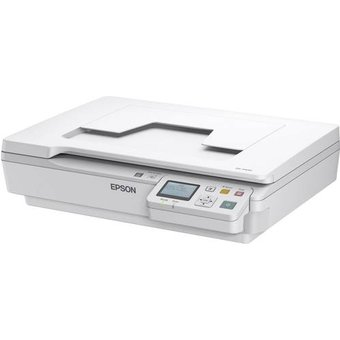 Epson WorkForce DS-5500N Flachbettscanner A4 1200 x 1200 dpi USB, LAN 10 100 1000MBit s