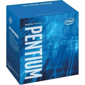 Intel Pentium G4520 2 x 3.6GHz Dual Core Prozessor CPU Boxed Sockel Intel 1151 47W