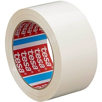 tesa Packband tesapack reg 4124 ultra strong wei szlig 50,0 mm x 50,0 m