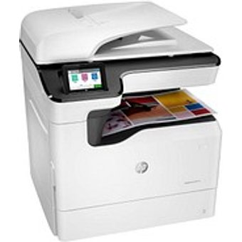 HP PageWide Color MFP 774dn 3 in 1 Tintenstrahl-Multifunktionsdrucker wei szlig