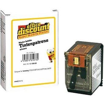 office discount schwarz Tintenpatrone ersetzt SAMSUNG M-40 CB947A