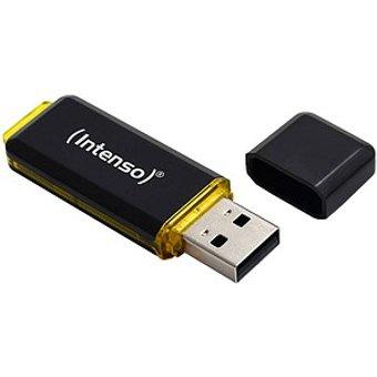 Intenso USB-Stick High Speed Line schwarz, gelb