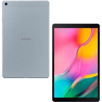 SAMSUNG Galaxy Tab A 10.1 LTE 2019 Tablet 25,5 cm 10,1 Zoll 64 GB silber