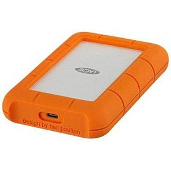 LACIE Rugged USB C 5 TB externe Festplatte