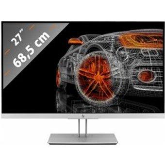 Hewlett Packard HP E273q 68 cm 27 Zoll Monitor QHD 2560 x 1440 Pixel , 5ms Reaktionszeit