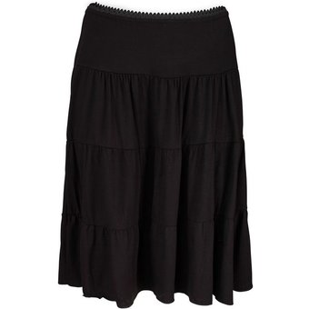 BEACHTIME Strandrock Damen schwarz Gr.32 34