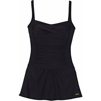 LASCANA Badekleid Damen schwarz Gr.50