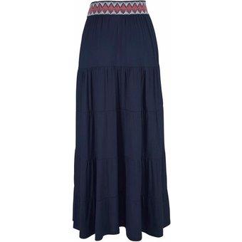 Strandrock Damen blau Gr.36 38