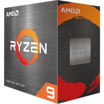 AMD R9-5950X AMD AM4 Ryzen 9 5950X, 16x 3.40GHz, boxed