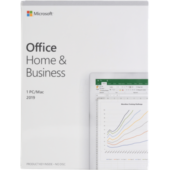 Microsoft OFFICE 2019HB UK Software, Office 2019 Home Business PKC