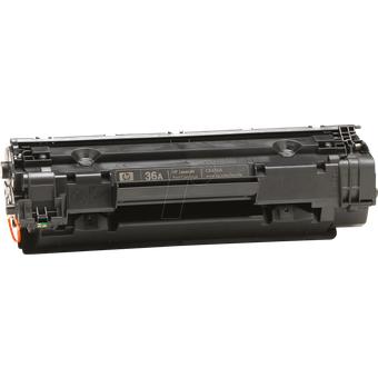 Hewlett Packard TONER CB436A Toner HP schwarz 36A original