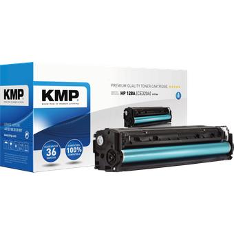 KMP PRINTTECHNIK AG KMP 1227,0000 Toner HP schwarz 128A rebuilt
