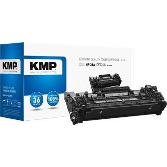KMP PRINTTECHNIK AG KMP 2539,4000 Toner HP schwarz 26A rebuilt