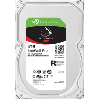 ST4000NE001 4TB Festplatte Seagate IronWolf Pro NAS