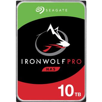 ST10000NE0008 10TB Festplatte Seagate IronWolf Pro NAS