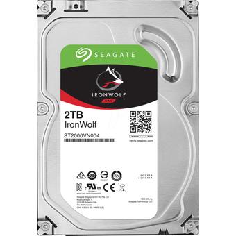ST2000VN004 2TB Festplatte Seagate IronWolf NAS