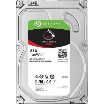 ST3000VN007 3TB Festplatte Seagate IronWolf NAS