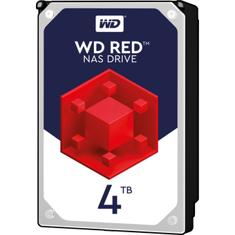 Western Digital WD40EFRX 4TB Festplatte WD RED NAS