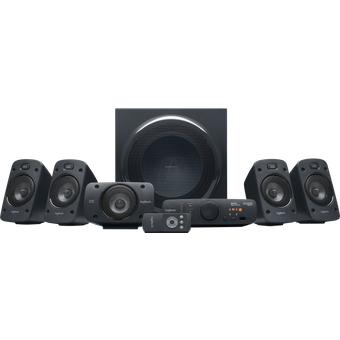 LOGITECH Z906 Lautsprecher, PC, 5.1, THX DTS, Z906