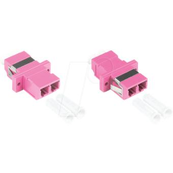 GOOD CONNECTIONS GC LW-K204 LWL-Kupplung LC UPC LC UPC duplex