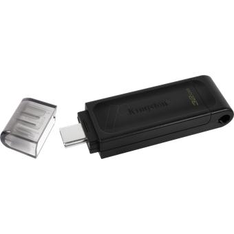 Kingston DT70 32GB USB-Stick, 32 GB USB-C 3.2 Gen 1 DataTraveler 70
