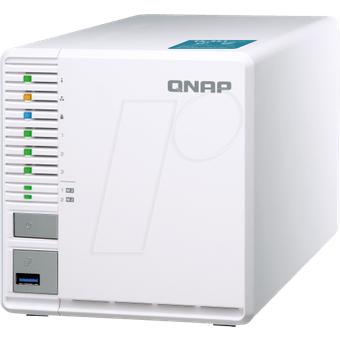 QNAP TS-351-2G NAS-Server Leergehäuse