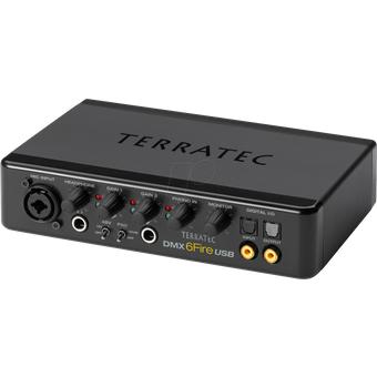 TERRATEC 10546 Soundkarte, extern, Soundbox DMX 6fire, USB 2.0