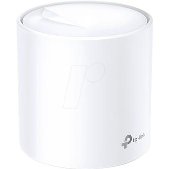 TP-Link TPLINK DECO X601 WLAN Mesh System, 2976 MBit s, einzeln