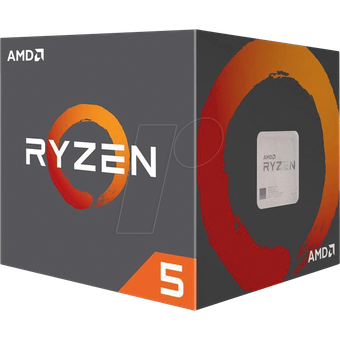 YD150XBBAEBOX AMD AM4 Ryzen 5 1500X, 4x 3.50GHz, boxed
