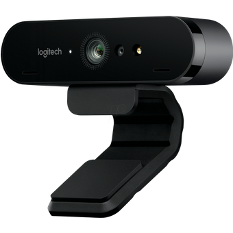 LOGITECH BRIO Webcam Logitech BRIO, 4K Ultra HD, 5-fach Zoom