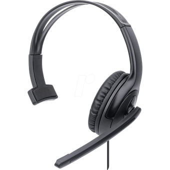 MANHATTAN 179874 Headset, USB, Mono